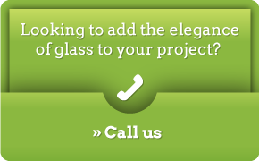 Looking to add the elegance of glass to your project? Call us